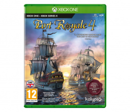 Gra na Xbox One Xbox Port Royale 4