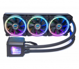 Chłodzenie procesora Alphacool Eisbaer Aurora 360 CPU RGB 3x120mm