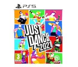 Gra na PlayStation 5 PlayStation Just Dance 2021