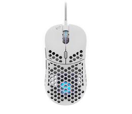 Myszka przewodowa SPC Gear LIX Onyx White