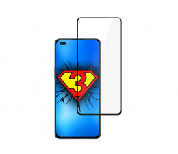 Folia / szkło na smartfon 3mk Szkło HardGlass MAX Lite do OnePlus Nord