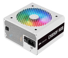 Zasilacz do komputera Corsair CX650F RGB 650W 80 Plus Bronze