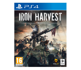 Gra na PlayStation 4 PlayStation Iron Harvest Collector's Edition