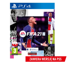 Gra na PlayStation 4 PlayStation FIFA 21