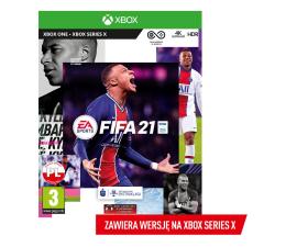 Gra na Xbox One Xbox FIFA 21