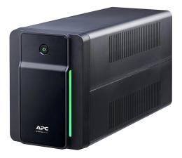 Zasilacz awaryjny (UPS) APC Back-UPS (1200VA/650W, 4x FR, USB, AVR)