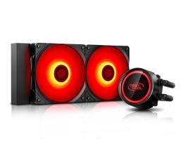 Chłodzenie procesora Deepcool Gammaxx L240T Red 2x120mm