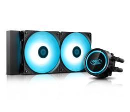 Chłodzenie procesora Deepcool Gammaxx L240T Blue 2x120mm