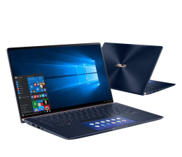 """Notebook / Laptop 14,0"""" ASUS ZenBook 14 UX434FQ i7-10510U/16GB/1TB/W10P Touch"""