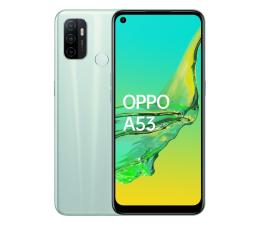 Smartfon / Telefon OPPO A53 4/128GB zielony