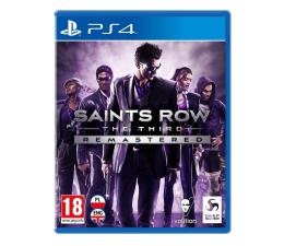 Gra na PlayStation 4 PlayStation Saints Row The Third Remastered