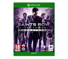 Gra na Xbox One Xbox Saints Row The Third Remastered
