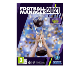 Gra na PC PC Football Manager 2021