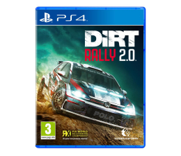 Gra na PlayStation 4 PlayStation Dirt Rally 2.0