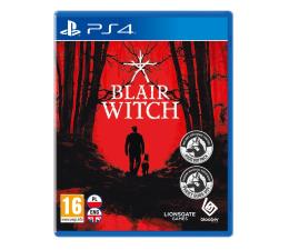 Gra na PlayStation 4 PlayStation Blair Witch