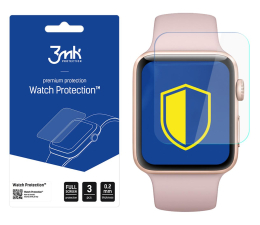 Folia ochronna na smartwatcha 3mk Watch Protection do Apple Watch 3