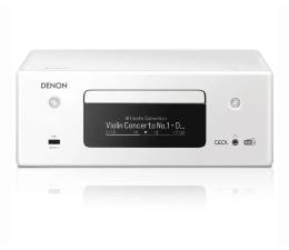 Amplituner Denon RCDN-11 DAB Biały