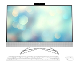All-in-One HP 27 AiO i5-10400T/16GB/512 IPS Silver