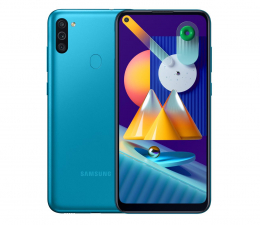 Smartfon / Telefon Samsung Galaxy M11 SM-M115F niebieski