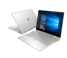 "Notebook / Laptop 15,6"" HP ENVY 15 x360 i7-10510/32GB/512/Win10 MX330 Silver"