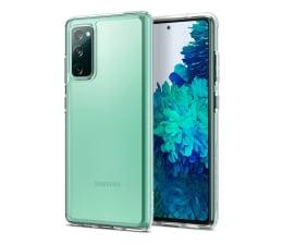Etui / obudowa na smartfona Spigen Ultra Hybrid do Galaxy S20 FE Fan Edition Clear