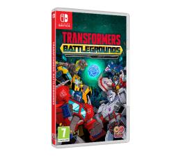 Gra na Switch Switch Transformers: Battlegrounds