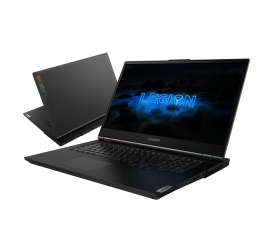 "Notebook / Laptop 17,3"" Lenovo Legion 5i-17 i7-10750H/8GB/256 GTX1660Ti"