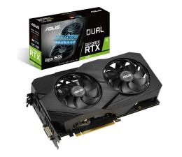 Karta graficzna NVIDIA ASUS GeForce RTX 2060 DUAL ADVANCED EVO 6GB GDDR6