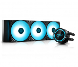 Chłodzenie procesora Deepcool Gammaxx L360 V2 3x120mm