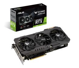 Karta graficzna NVIDIA ASUS GeForce RTX 3080 TUF GAMING OC edition 10GB GDDR6X