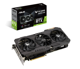 Karta graficzna NVIDIA ASUS GeForce RTX 3080 TUF GAMING 10GB GDDR6X