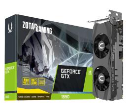 Karta graficzna NVIDIA Zotac Geforce GTX 1650 Gaming Low Profile 4GB GDDR6