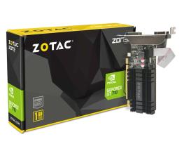 Karta graficzna NVIDIA Zotac GeForce GT 710 ZONE Edition 1GB DDR3