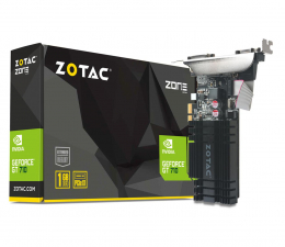 Karta graficzna NVIDIA Zotac GeForce GT 710 1GB DDR3