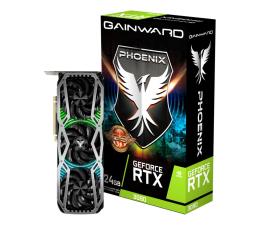 Karta graficzna NVIDIA Gainward GeForce RTX 3090 Phoenix GS 24GB GDDR6X