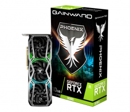 Karta graficzna NVIDIA Gainward GeForce RTX 3080 Phoenix 10GB GDDR6X