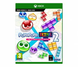 Gra na Xbox One Xbox Puyo Puyo Tetris 2: The Ultimate Puzzle Match