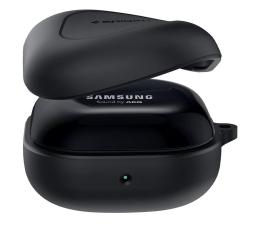Etui na słuchawki Spigen Silicone Fit do Galaxy Buds Live czarny