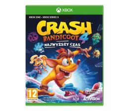 Gra na Xbox One Xbox Crash Bandicoot™ 4: Najwyższy Czas