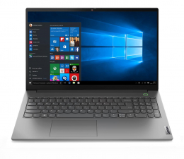 "Notebook / Laptop 15,6"" Lenovo ThinkBook 15 Ryzen 3/8GB/256/Win10P"