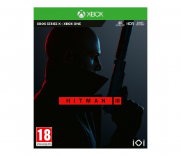 Gra na Xbox One Xbox Hitman 3