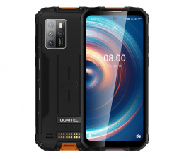 Smartfon / Telefon OUKITEL WP10 8/128GB 8000mAh 5G pomarańczowy