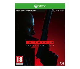 Gra na Xbox One Xbox Hitman 3 Deluxe Edition