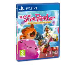 Gra na PlayStation 4 PlayStation Slime Rancher: Deluxe Edition