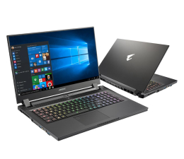 "Notebook / Laptop 17,3"" Gigabyte AORUS 17G i7-10870H/32GB/1TB/Win10 RTX3080Q"