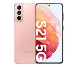 Smartfon / Telefon Samsung Galaxy S21 G991B 8/256 Dual SIM Pink 5G