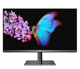 "Monitor LED 32"" i większy MSI Creator PS321URV czarny HDR"