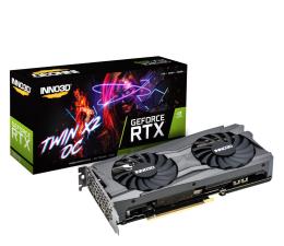 Karta graficzna NVIDIA Inno3D GeForce RTX 3070 Twin X2 OC 8GB GDDR6