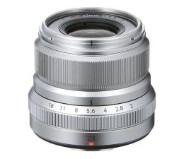 Obiektywy stałoogniskowy Fujifilm Fujinon XF 23mm f/2.0 srebrny