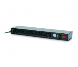 Power Distribution Unit (PDU) APC PDU SWITCHED 1U 10A/230V 8xC13